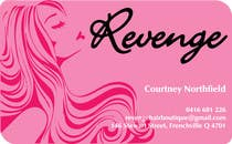 Contest Entry #11 for Design some Business Cards for Revenge