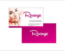nº 4 pour Design some Business Cards for Revenge par ajdezignz