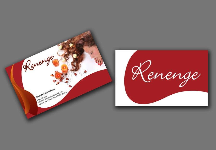 Inscrição nº 58 do Concurso para Design some Business Cards for Revenge
