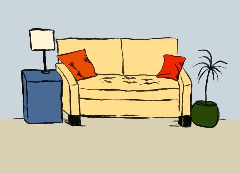 Entry 2 By Levedad For Comic Book Sofa Freelancer