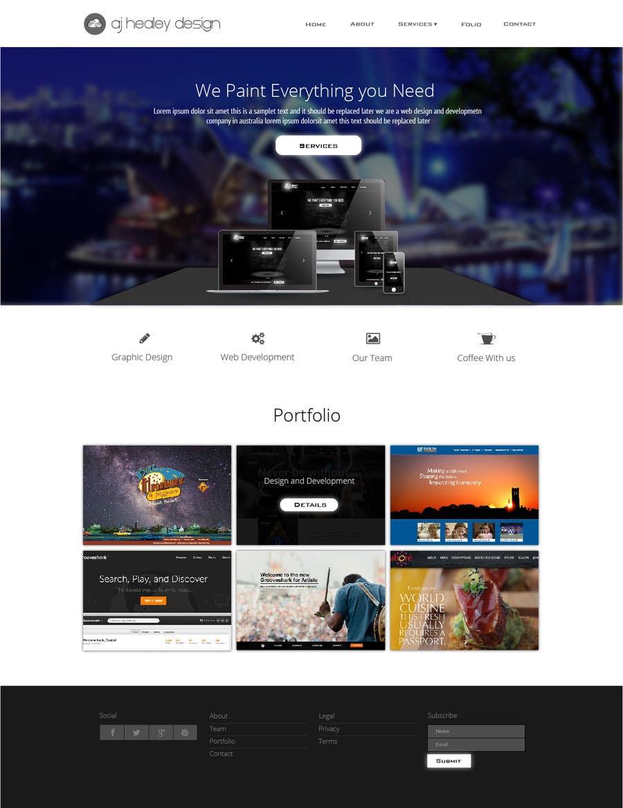 #43 for Design Logo, Branding and Website by jeransl