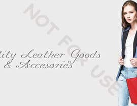 #20 for Design a Banner for Leather Wallets and Bags Website by zMinion