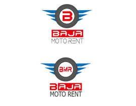 DESIGNERpro11 tarafından Design a logo for a moto rent company için no 35