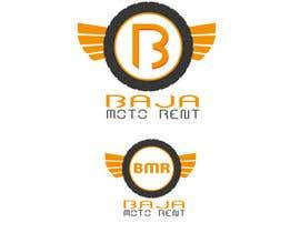DESIGNERpro11 tarafından Design a logo for a moto rent company için no 38