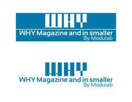 #2 para Design an Icon/ logo for a magazine de VACLOGO