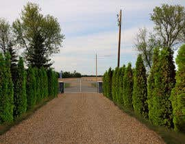 #10 for Driveway Gate Design Photoshop by vladimirlysenko