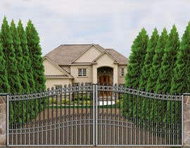 #3 for Driveway Gate Design Photoshop by AndradaDiana