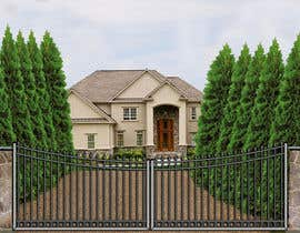 #5 for Driveway Gate Design Photoshop by AndradaDiana