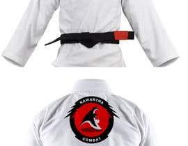 #6 para Jiu Jitsu Logo Design for Uniform de AradiJanosTibor