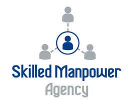 #36 for Design a Logo for Skilled Manpower Agency by virtual2