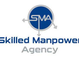 #38 for Design a Logo for Skilled Manpower Agency by virtual2