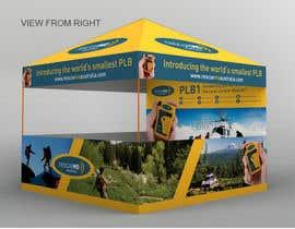 #4 para Design a Custom Printed Marquee for RescueMe Australia por midget