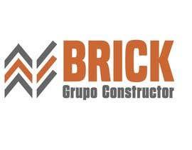 """#127 for Diseño de Logo: """"Brick -  Empresa constructora"""". (Logo Design: Brick - Building Company).- by escarpia"""