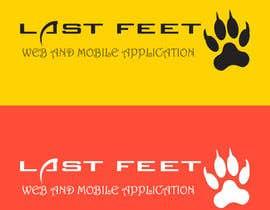 #171 para Logo Design for LastFeet.Com por Artist0786