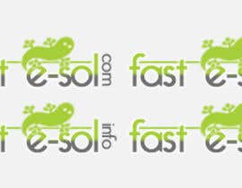#28 for Design a Logo for fastesol.com AND tradeplates.com by krm91