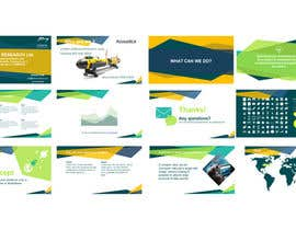#5 for Create a Corporate 32 page PowerPoint presentation by lrrehman