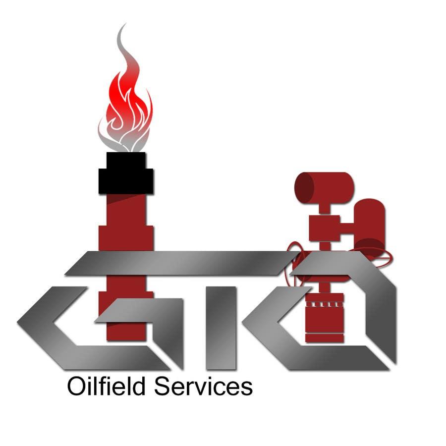 Kilpailutyö #73 kilpailussa Design a Logo for an Oilfield Company