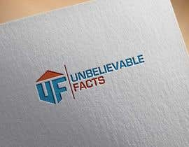#10 for Logo Design For A Fact Website by bourne047