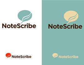 nº 116 pour Design a Logo for NoteScribe par benpics