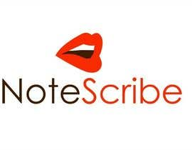 nº 8 pour Design a Logo for NoteScribe par swdesignindia