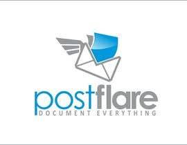 nº 78 pour Design a Logo for Postflare.com par arteq04