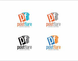 #100 for Design a Logo for Postflare.com by rueldecastro