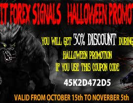 #22 for Design a Banner for Haloween Promotion af olhorse