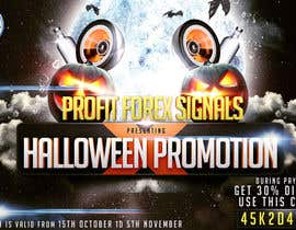 #27 for Design a Banner for Haloween Promotion af Zeshu2011