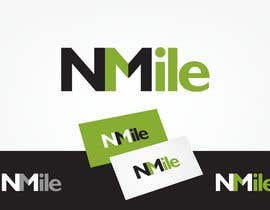 nº 176 pour Logo Design for nMile, an innovative development company par krustyo