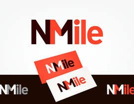 nº 236 pour Logo Design for nMile, an innovative development company par krustyo