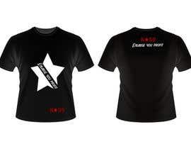 nº 43 pour Design T-SHIRT for K50 (Разработка дизайна футболки for K50) par carlongpark