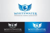 Graphic Design Contest Entry #40 for Logo Design for Whitewater Therapeutic and Recreational Riding Association