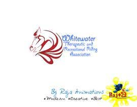 #73 for Logo Design for Whitewater Therapeutic and Recreational Riding Association af RajaAnimations