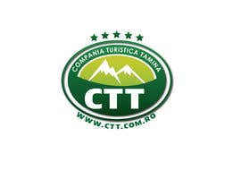 #39 for Design a logo for CTT - Compania Turistica Tamina af alexandracol