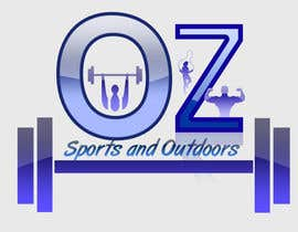 dipeshsoft tarafından Design a Logo for Oz Sports and Outdoors için no 48