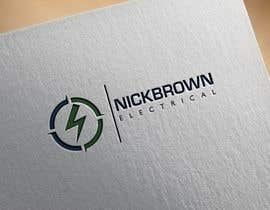mehediabraham553 tarafından Design a Logo for 'Nick Brown Electrical' için no 68