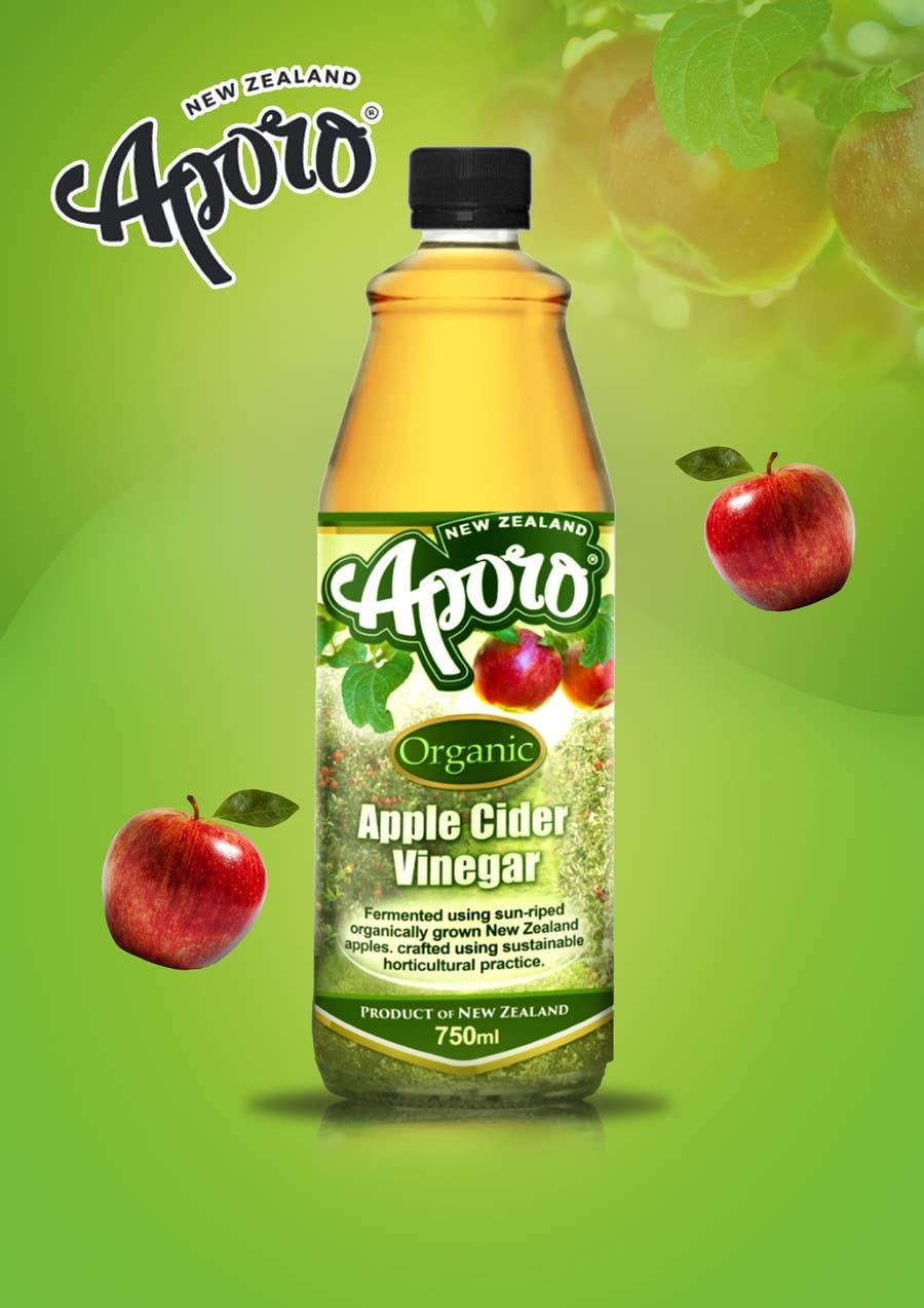 Penyertaan Peraduan #                                        1                                      untuk                                         A4 flyer design for juice