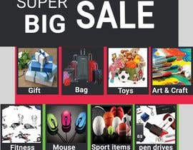 #6 for Flyer for a retails store which sells - Books, Stationary, Bags, Gifts , Toya, Art & Craft, Sport items, Fitness items. Pendries, mouse and other related sutff by ShaikBaized