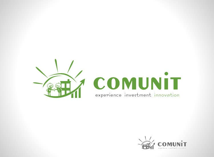 Kilpailutyö #505 kilpailussa Corporate Logo