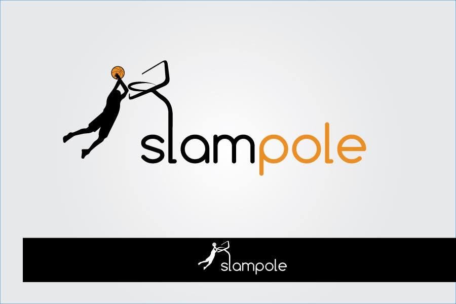 Inscrição nº 1 do Concurso para Slampole logo design