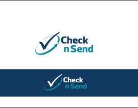 #11 para Design a Logo for checkNsend por saimarehan