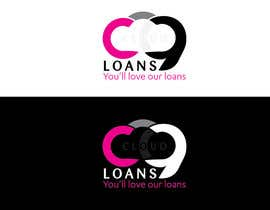 #172 for Design a Logo for cloud9loans.co.uk af Cozmonator