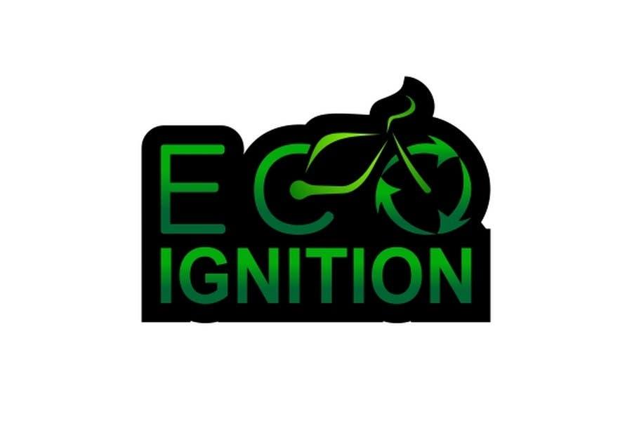 Natečajni vnos #41 za Logo Design for Eco Ignition