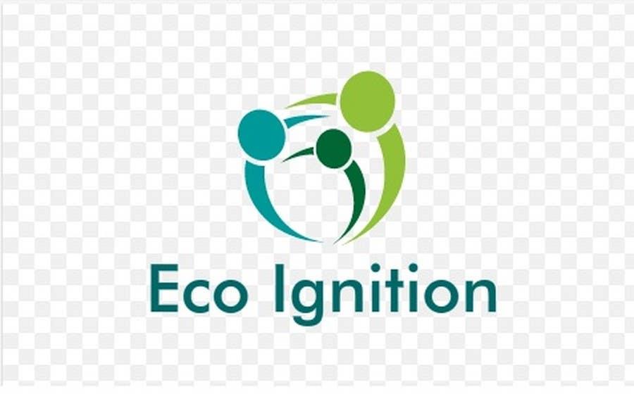 Proposition n°                                        20                                      du concours                                         Logo Design for Eco Ignition