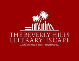 nº 51 pour Design a Logo for The Beverly Hills Literary Escape par rogerweikers