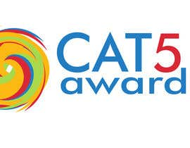 nº 44 pour Design a Logo for CAT5 Awards par kropekk