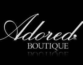 ath571e399df1976 tarafından Design a Logo Adored Boutique için no 34