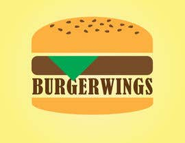 #5 for Design a burger logo by ivkobrutali