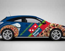 nº 34 pour Vehicle Wrap Graphics Design par theislanders