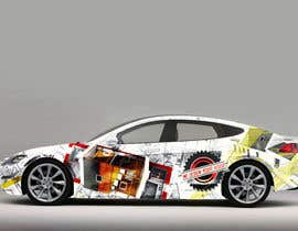 nº 13 pour Vehicle Wrap Graphics Design par FlaviussAdam